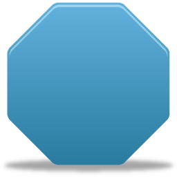 иконки восьмиугольник, octagon,