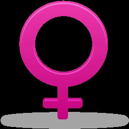 иконка женщина, female,