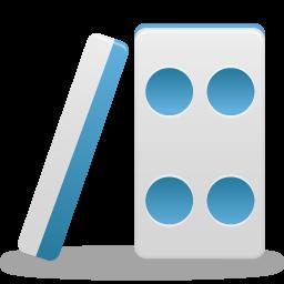 иконка game, игры, домино, mahjong,