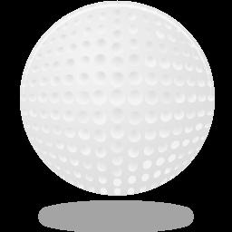 иконка гольф, golf ball,