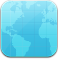 иконки  map, карта, интернет,