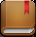 иконка books, книга, книги, закладка,
