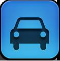 иконка car, машина,