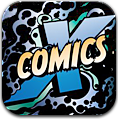 иконки comixology, комикс,