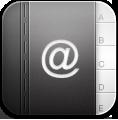 иконки contacts, контакты, адресная книга,