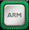 иконки cpu arm, чип,