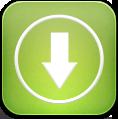 иконки downloads, загрузки, скачать,