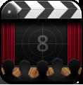 иконки films, фильм, видео,