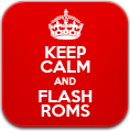 иконка keepcalm, flashroms,