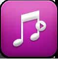иконка music belle,