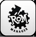 иконки rom manager,