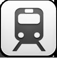 иконка train,