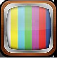 иконки tv guide, помехи,