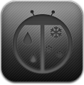 иконка weatherbug,