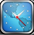 иконки  worldclock, мировое время, часы,