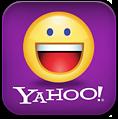 иконка yahoo messenger, yahoo,