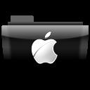 иконки apple, папка,
