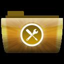 иконки утилиты, папка, инструменты, utilities,