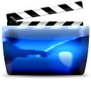 иконки  movies, видео, папка, мои видеозаписи,