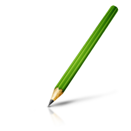 иконка карандаш, crвations,