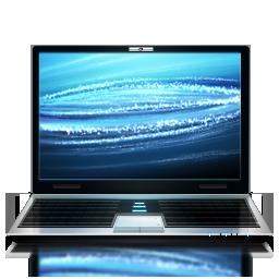 иконки ноутбук, компьютер,