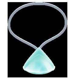 иконки pendant, кулон,