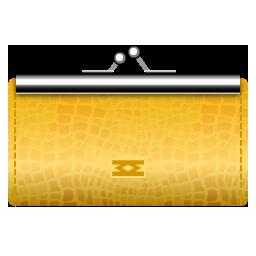 иконка wallet, бумажник, кошелек,