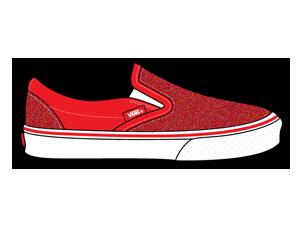 иконки обувь, vans,
