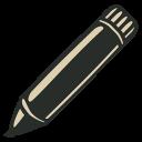 иконки фломастер, маркер, marker,