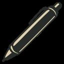 иконки ручка, patent pen,