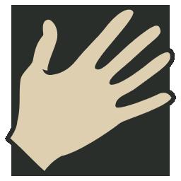 иконка hand, рука,