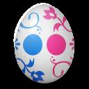 иконки flickr, яйцо,