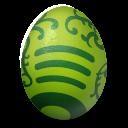 иконки spotify, яйцо,