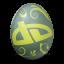 иконки deviantart, яйцо,