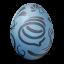 иконка formspring, яйцо,
