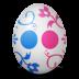 иконка flickr, яйцо,