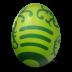 иконка spotify, яйцо,