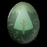 иконка forrst, яйцо,