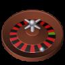 иконки roulette, рулетка, казино,