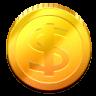 иконки coin, доллар, деньги, meney, монета,