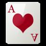 иконки игральные карты, червы, hearts,