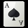 иконка игральные карты, пики, spades,