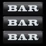 иконки bar,