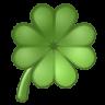 иконка clover, клевер,