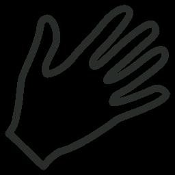 иконки hand, рука,