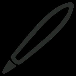 иконки pen, ручка,