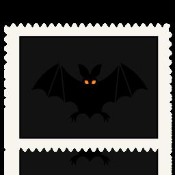 иконки bat, темнота,