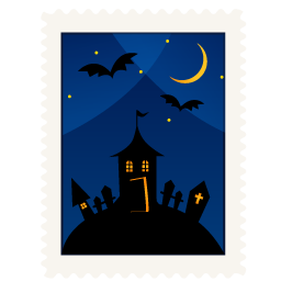 иконки дом, хэллоуин, haunted, house,