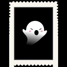 иконки приведение, spooky,