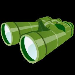 иконки бинокль, binoculars,